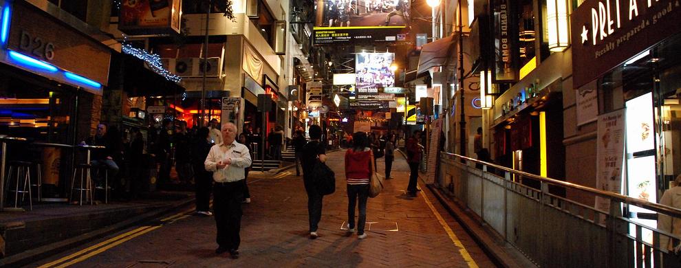 兰桂坊街道