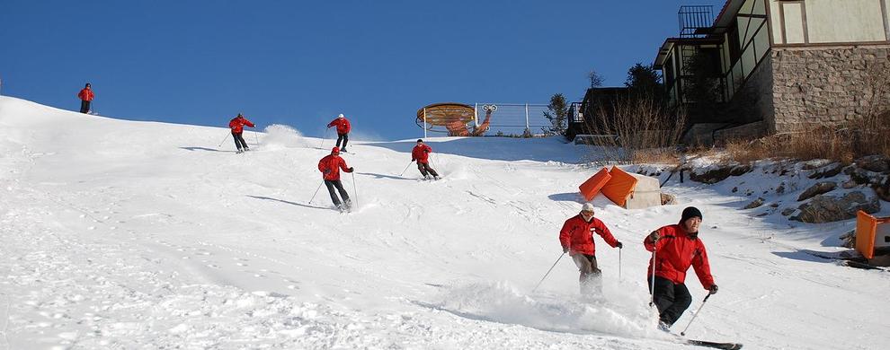 畅享滑雪乐趣