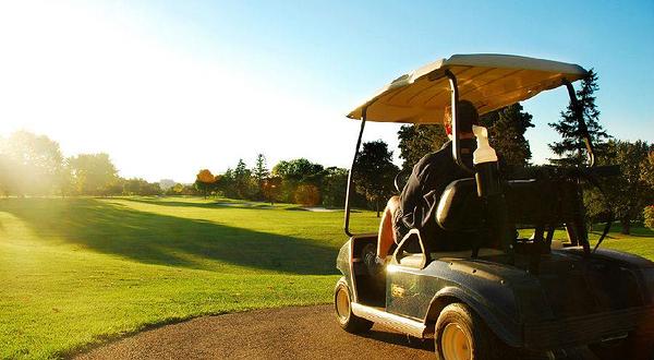 贵安高尔夫球场