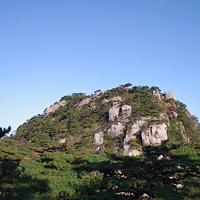 梅岭狮子峰