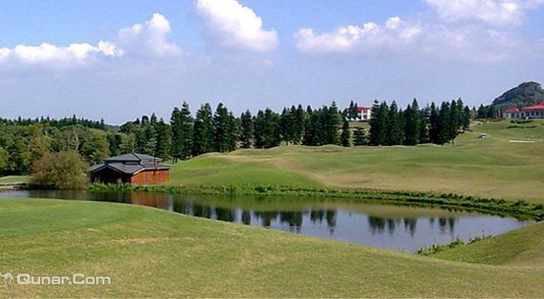 台湾东方日星高尔夫球场