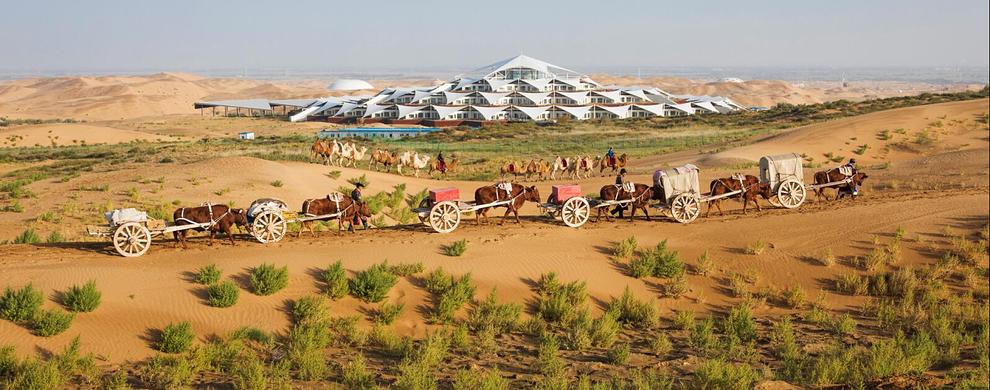 沙漠度假之首