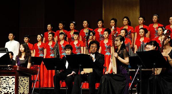 中央民族乐团音乐厅