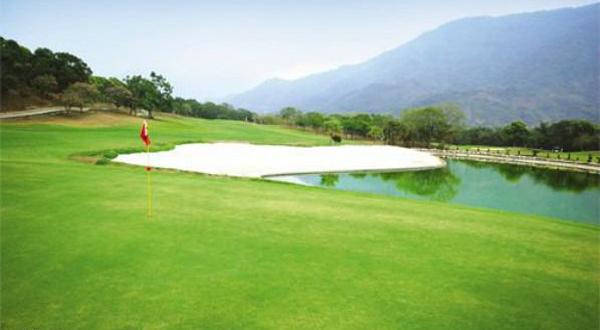 台湾山湖观高尔夫球场