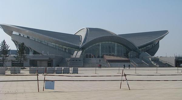 沧州市体育馆