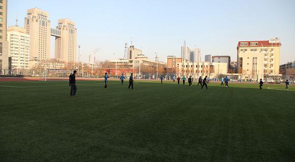天津塘沽体育场