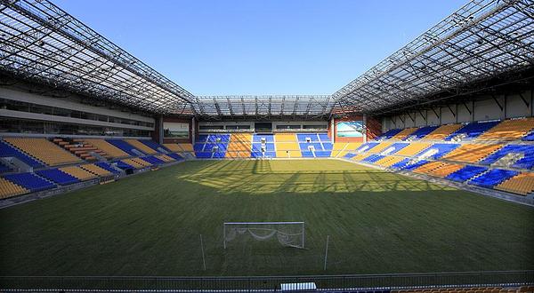 天津团泊足球场