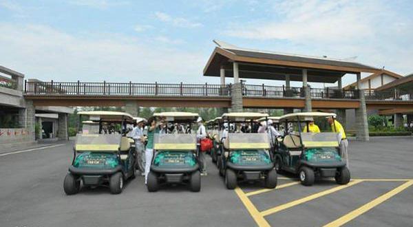 四川绵阳仙海湖高尔夫球俱乐部