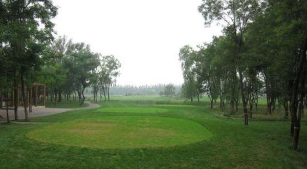 台湾台北翡翠高尔夫球场
