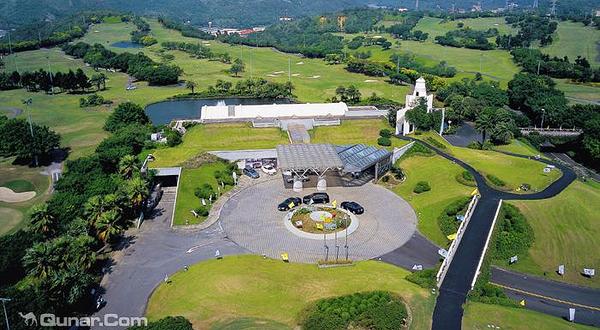 台湾东方高尔夫球场