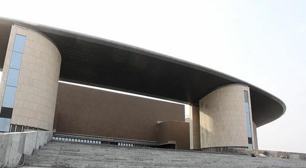 津南海河教育园区体育中心
