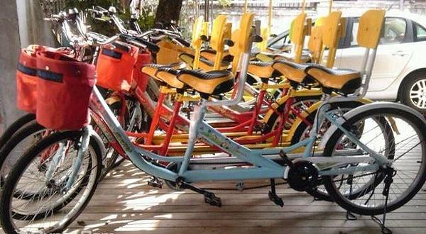 千里单骑自行车出租店