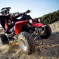 塞班岛自驾ATV 四驱越野车
