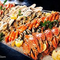 塞班岛清泉酒店海鲜自助餐
