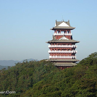 锦江山公园