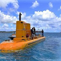 塞班岛美人鱼号观光潜水艇