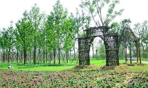 植物园   [江苏 •苏州 •高新区] 景区地址:江苏省苏州市