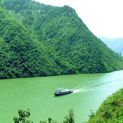 汉江三峡风景区