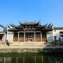 龙川风景区
