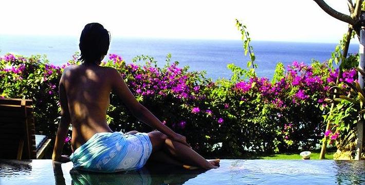 巴厘岛乌布山妍四季度假村酒店spa