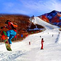 七步沟滑雪场