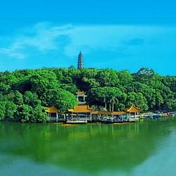 青秀山旅游区