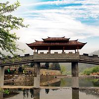 黄山杨家寨