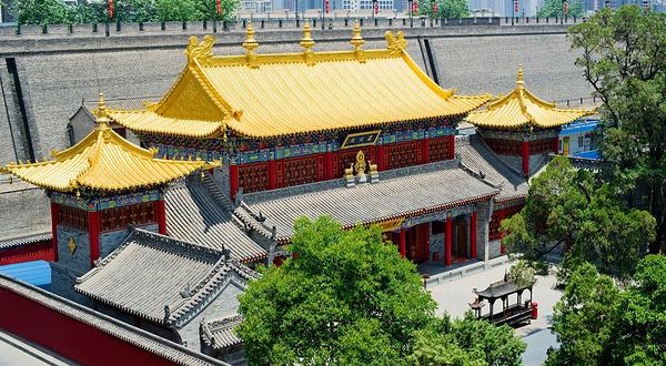 西安广仁寺
