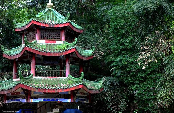 桂平龙潭国家森林公园龙潭国家森林公园门票 漂流