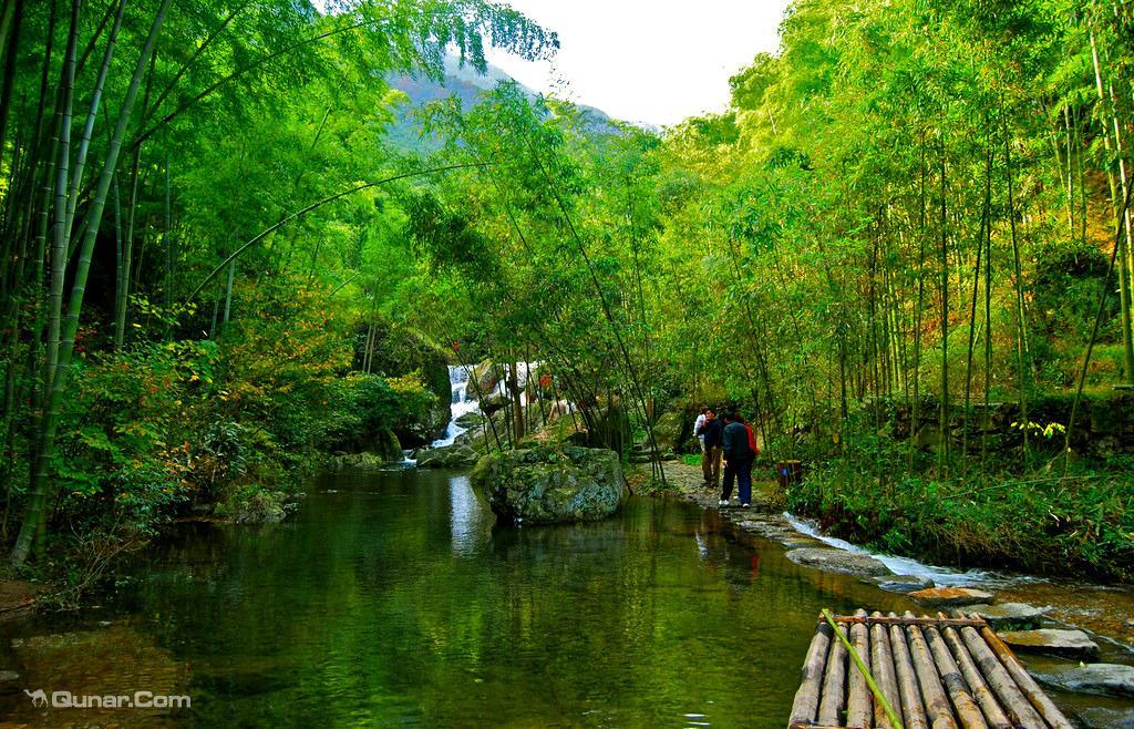 杭州山沟沟旅游区