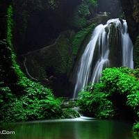双门峡中国诗歌谷风景区