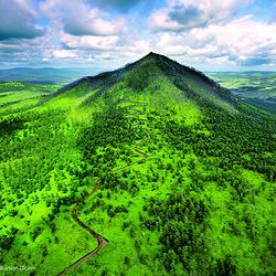 阿尔山国家森林公园