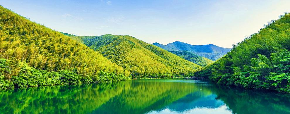 美丽天目湖