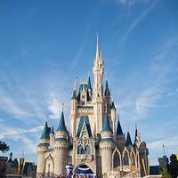 奥兰多迪士尼魔法王国主题公园