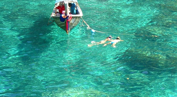 苏梅岛潜水