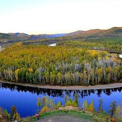 莫尔道嘎国家森林公园