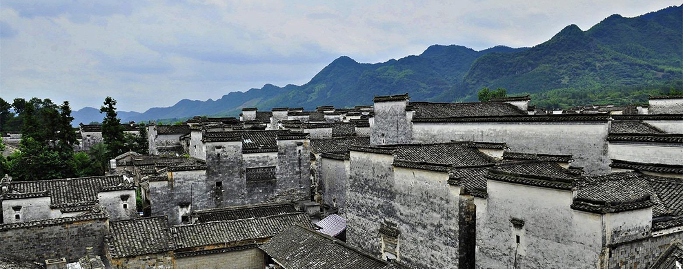 古徽州村落