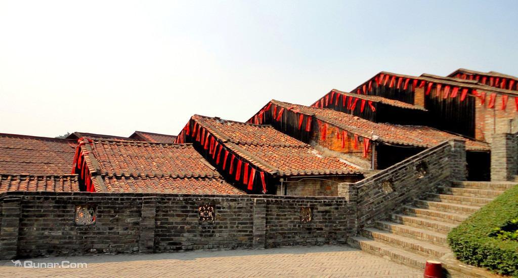 广州地点周边遗址推荐_广州旅游攻略_广州周古迹旅游住宿张家界图片