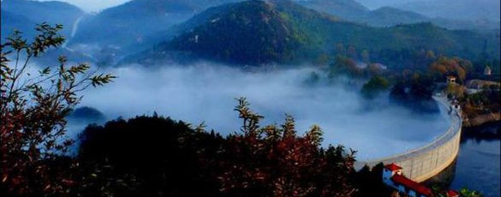 梦幻香山湖