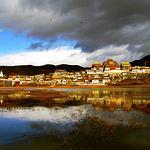 噶丹松赞林寺