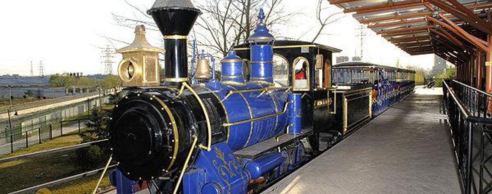 环园小火车