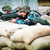 金梅岭军事旅游度假中心