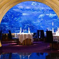 AL MAHARA 海鲜餐厅