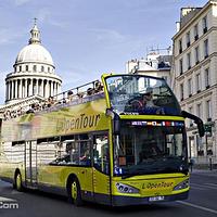 巴黎随上随下观光巴士