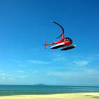 三亚直升机空中游览