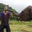 泰国清迈美旺大象营