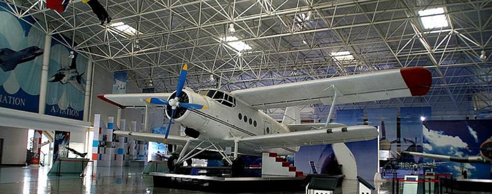 中国航空发展史主题馆