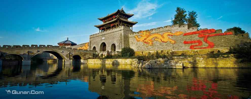 运河文化的活化石、中国民居建筑的博物馆