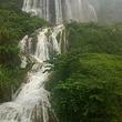 三叠岭瀑布