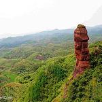 广西烟霞山风景区